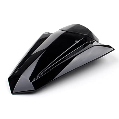 Mad Hornets Seat Cowl Rear Seat Cover For Kawasaki Ninja 300 EX300 ABS (2013-2014), Black
