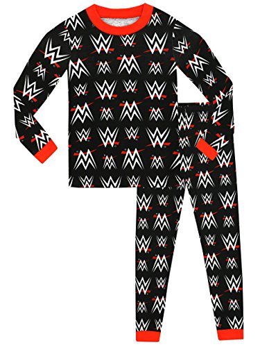 WWE Boys' World Wrestling Entertainment Pajamas Size 10 by WWE