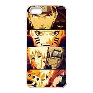 Custom Naruto Uzumaki Cool Cartoon Apple Iphone 5 and 6 4.7 Hard Case Cover phone Cases Covers