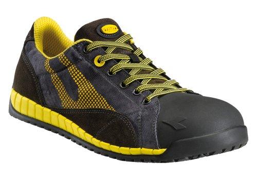 Diadora, Sneaker donna Multicolore Black and Yellow