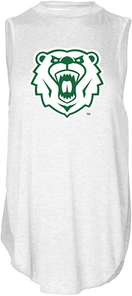 Venley Official NCAA UW-Parkside Rangers PPWPS004 Womens Cut-Out Back Tank Top