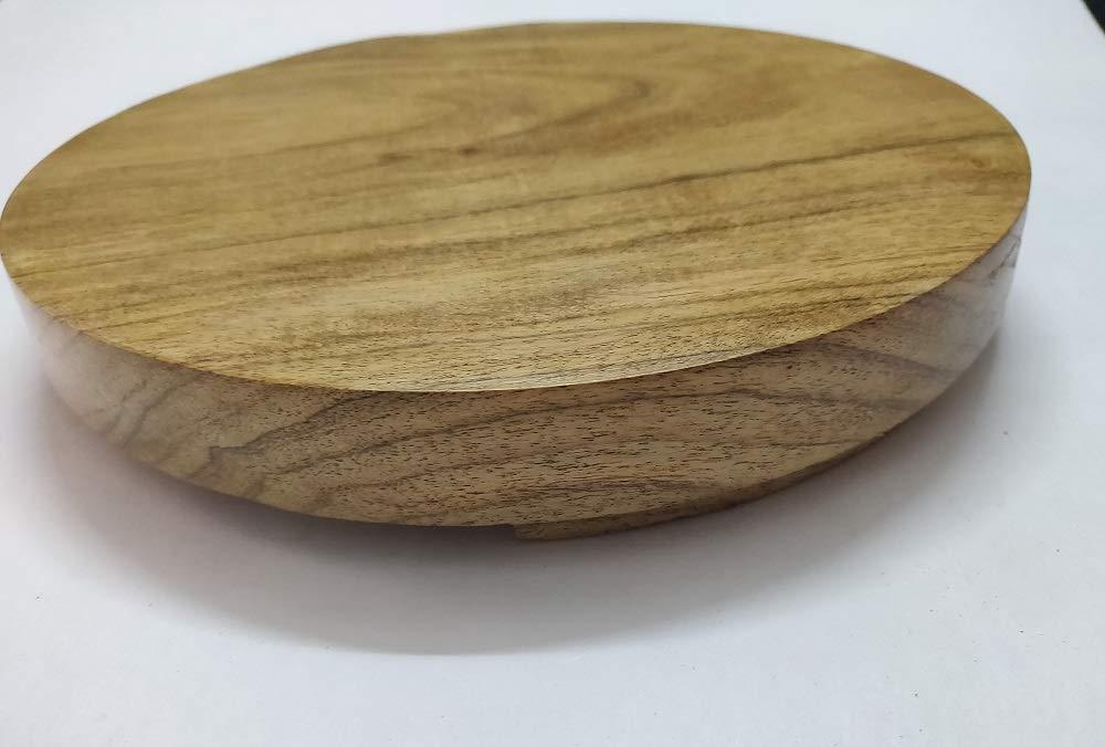 Vansh Traders Wood Rolling Board Roti Maker (Brown, 11 inch) product image