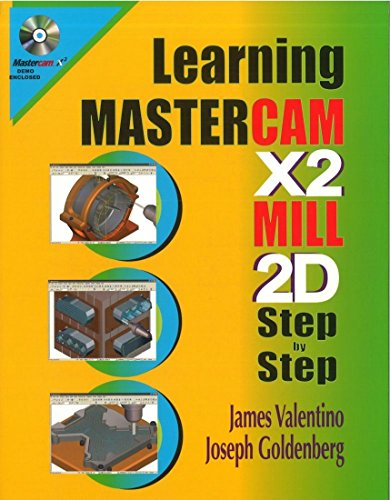 Learning Mastercam X2 Mill 2D Step by Step