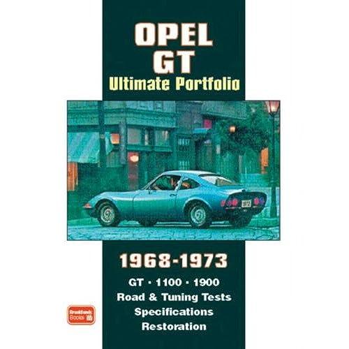 1973 opel gt amazon com Opel GT Carburetor and opel gt ultimate portfolio 1968 1973 at Subaru Forester Fuse Box