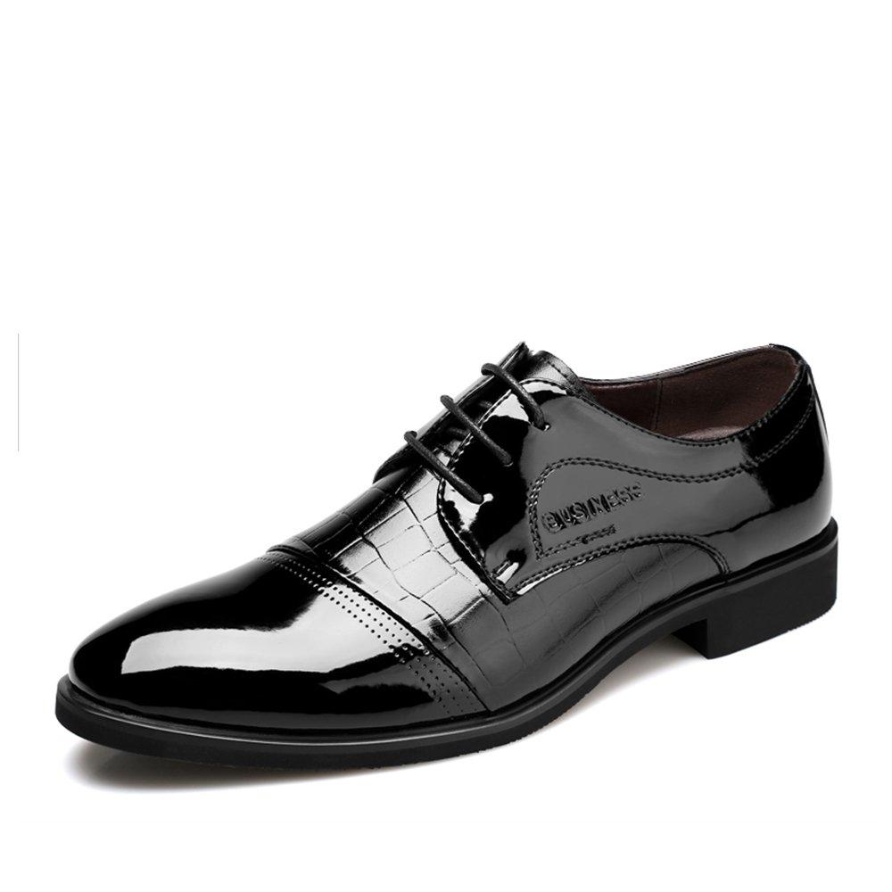 Amazon Prime Patent Leather Mens Shoes