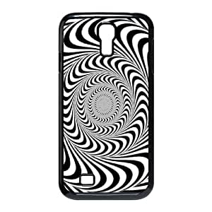 SamSung Galaxy S4 I9500 Geometric patterns Phone Back Case Customized Art Print Design Hard Shell Protection JK041706