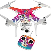 Skin For DJI Phantom 3 Standard – Coral Garden | MightySkins Protective, Durable, and Unique Vinyl Decal wrap cover | Easy To Apply, Remove, and Change Styles | Made in the USA