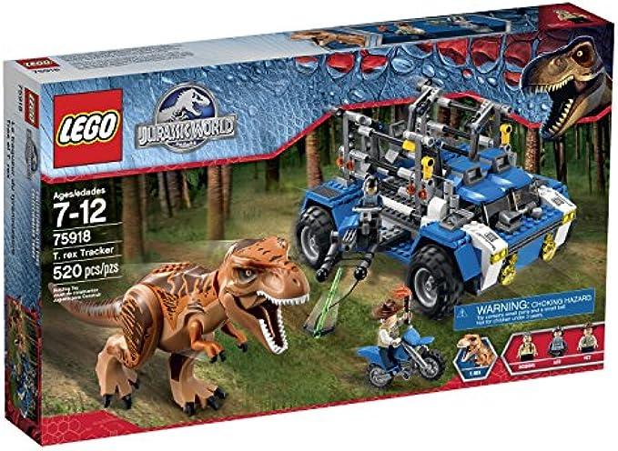 LEGO Jurassic World 75918 T. Rex Tracker