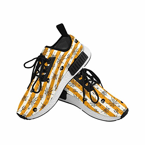 1 Jogging Women's InterestPrint Sneaker Draco Pattern Halloween Multi A6nq0pw