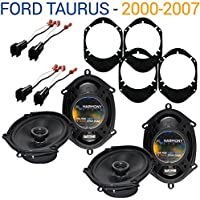 Ford Taurus 2000-2007 Factory Speaker Replacement Harmony (2) R68 Package New