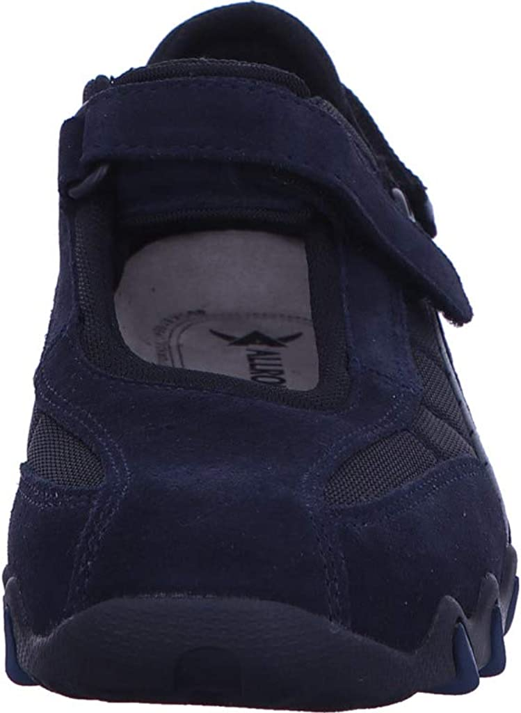 Allrounder by Mephisto NIRO, Scape per Sport Outdoor Donna Blu Dress Blue Dress Blue Coresuede 07 Nb Mesh 07