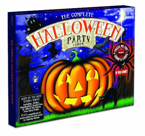 The Complete Halloween Party Album (Sound & Lights Feature) by Various (2010-06-06)