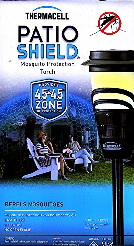 Therma-CELL MR KA Mosquito Repellent Backyard Torch