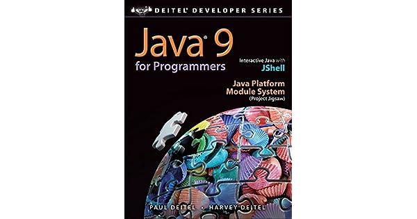 Amazon.com: Java 9 for Programmers (Deitel Developer Series ...
