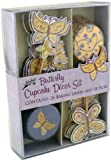 Butterfly Cupcake Decor Kit Party Accessory