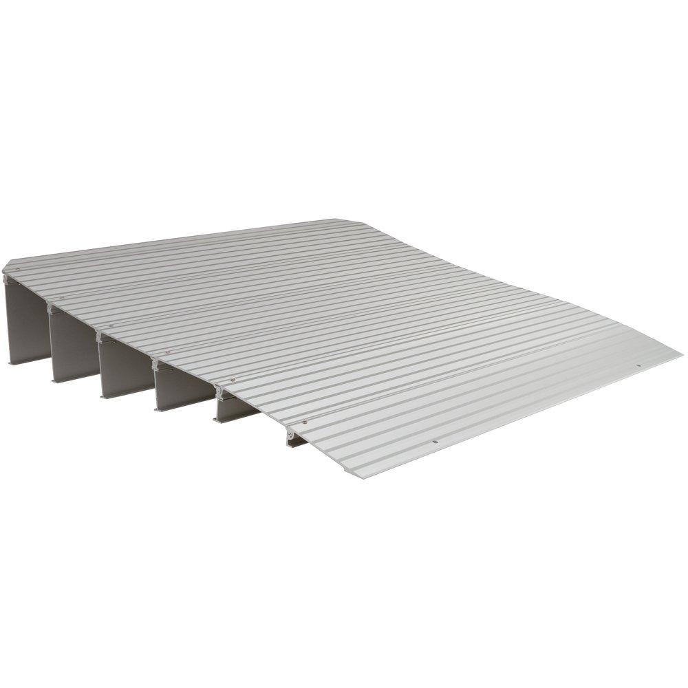 6'' x 34'' Aluminum Wheelchair Threshold Ramp
