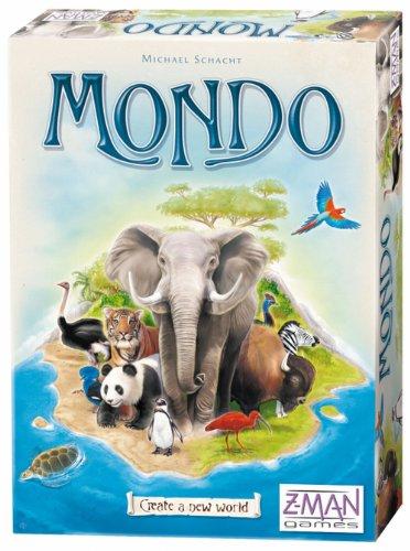Mondo Zman Games