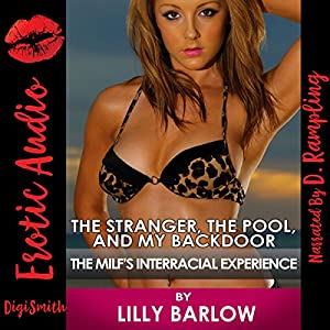The Stranger, the Pool, and My Backdoor Audiobook