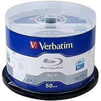 Verbatim Blu-ray Recordable Spindle 25 GB