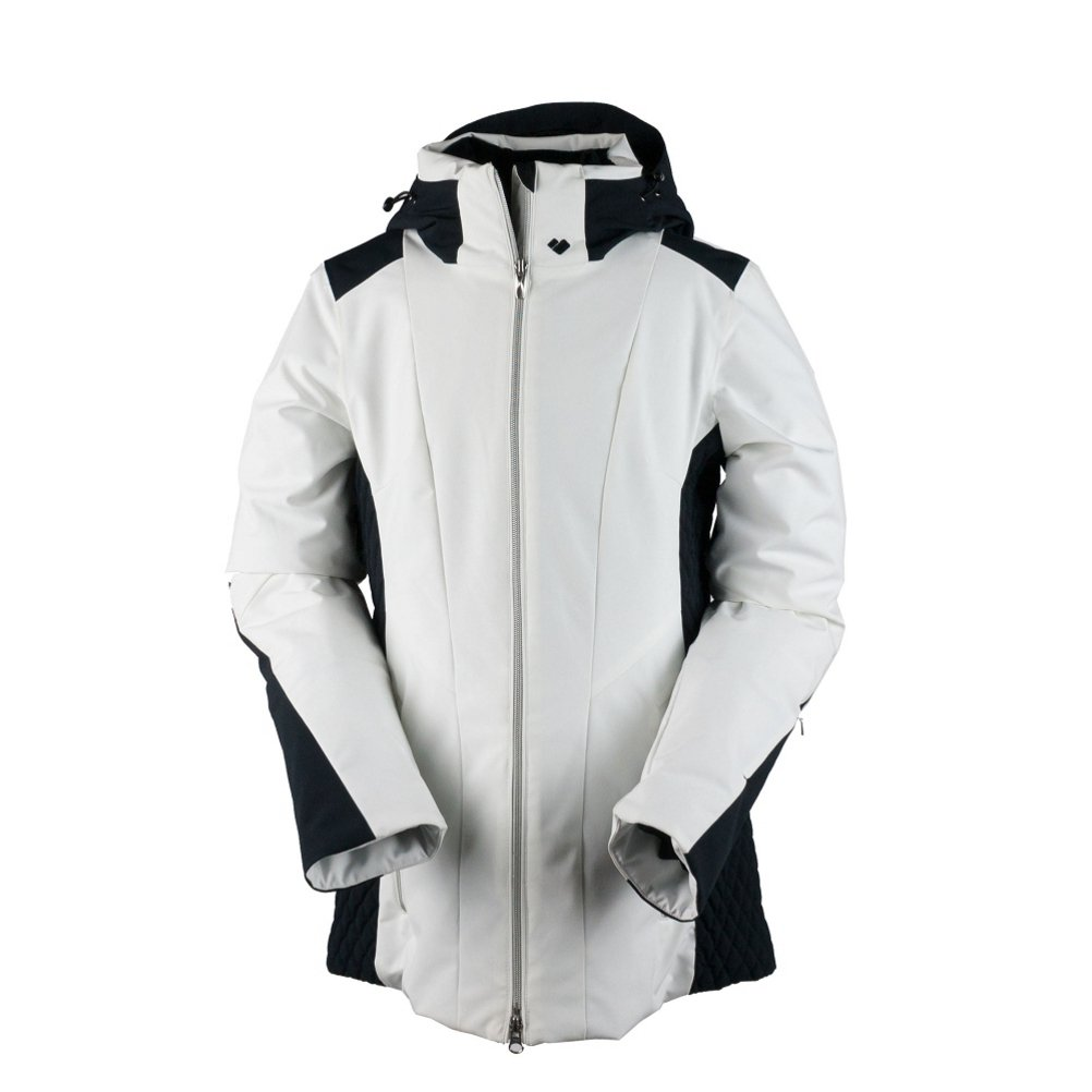Obermeyer Siren Petite Womens Insulatedスキージャケット B018HK0OFK 6 Petite|ホワイト ホワイト 6 Petite