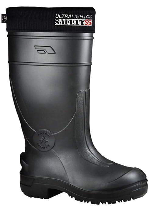 LBC Leon Boots Co S6 Botas de Seguridad ultraligeras S5 ...