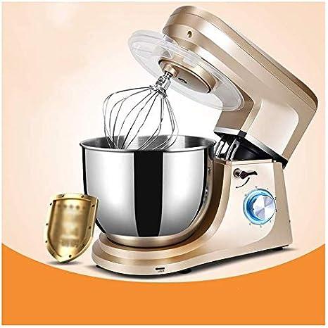 GPWDSN Alimentos Batidora De Pie, Inicio 2-en-1 Robot De Cocina ...