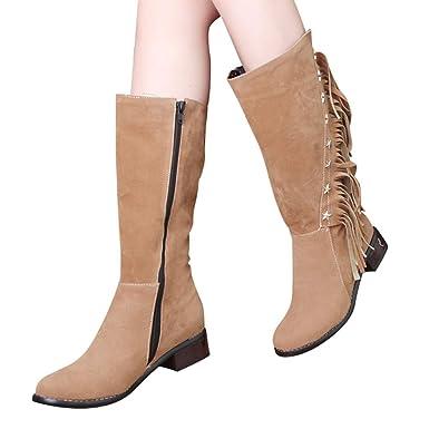 c4cb9c7d540259 TianWlio Frauen Herbst Winter Stiefel Schuhe Stiefeletten Boots Mode  Stiletto Stiefel Seitlichem Reißverschluss High Heel Schuhe Strass  Stiefeletten Boot ...