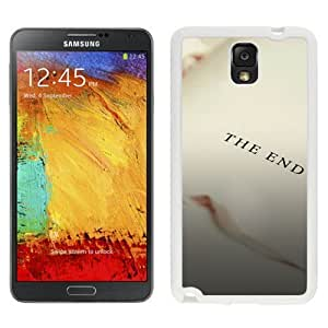 NEW Unique Custom Designed For Case Samsung Galaxy S3 I9300 Cover Phone Case With Simple Book End_White Phone Case