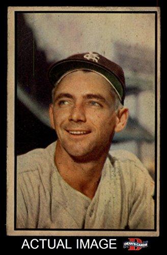 1953 Bowman # 120 Marlin Stuart St. Louis Browns (Baseball Card) Dean's Cards 1.5 - FAIR Browns - Louis Browns Baseball Card