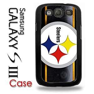 Samsung Galaxy S3 Plastic Case - Pittsburgh Steelers Football NFL