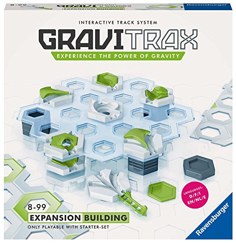 Ravensburger Gravitrax Building Expansion Set Marble Run & STEM Toy for Boys & Girls Age 8 & Up - Expansion for 2019 Toy of The Year Finalist Gravitrax from Ravensburger