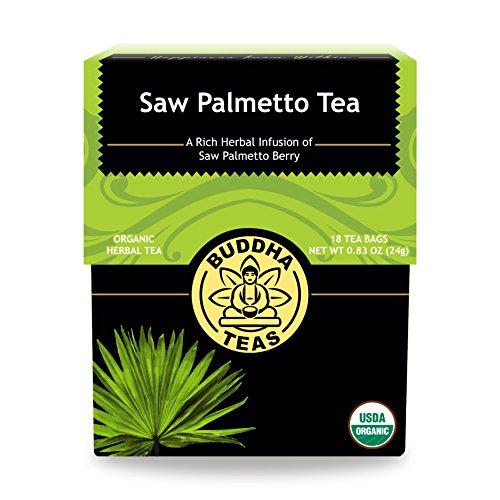Organic Saw Palmetto Tea Caffeine product image
