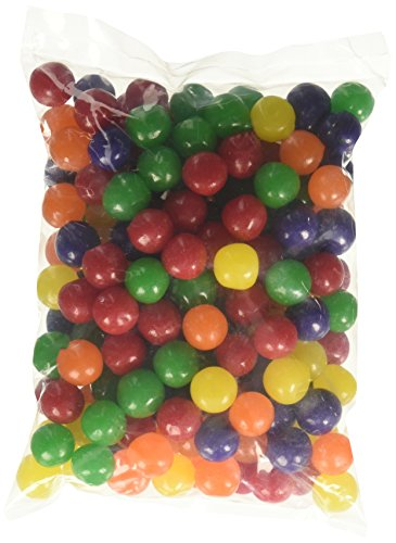 Jelly Belly Assorted Fruit Sours Candy, 1 Pound