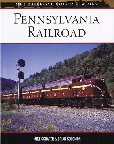 Pennsylvania Railroad (MBI Railroad Color ()