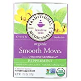 Traditional Medicinals Tea Smooth Move Ppprmi For Sale