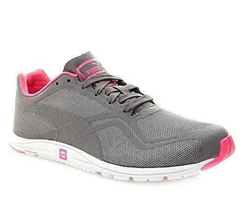 Chaussures femme BUBBLEGUM FAAS Gris running Puma Gris Les Ow7Zqna1