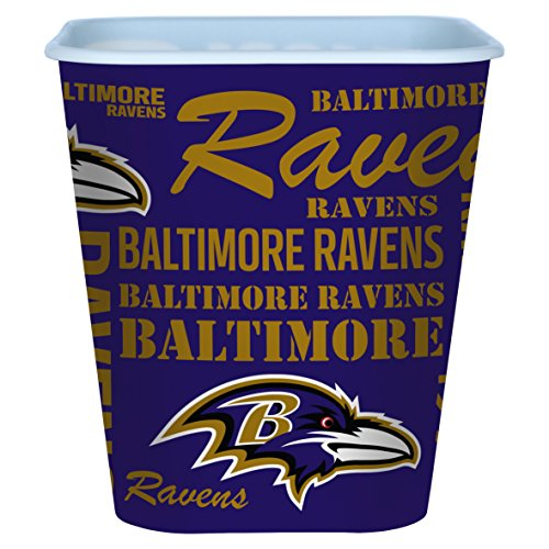 NFL Baltimore Ravens Snack Bucket