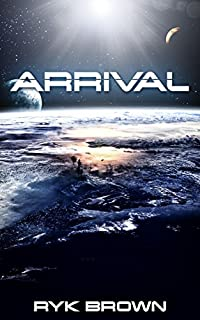 Arrival by Ryk Brown ebook deal