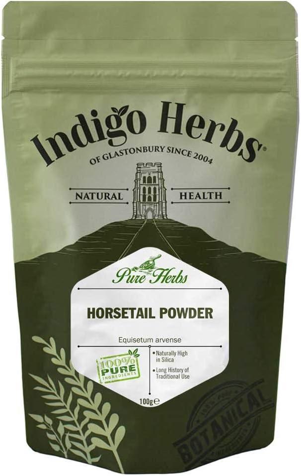 Indigo Herbs Polvo de Cola de Caballo 100g