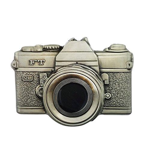 Lanxy New Cool Camera Shape 3D Belt (Camera Belt Buckle)