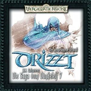 Der gesprungene Kristall (DRIZZT - Die Saga vom Dunkelelf 7) Hörspiel