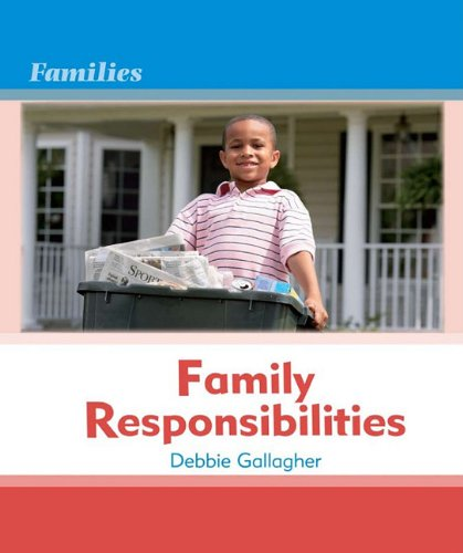 Download Family Responsibilities (Families) pdf epub
