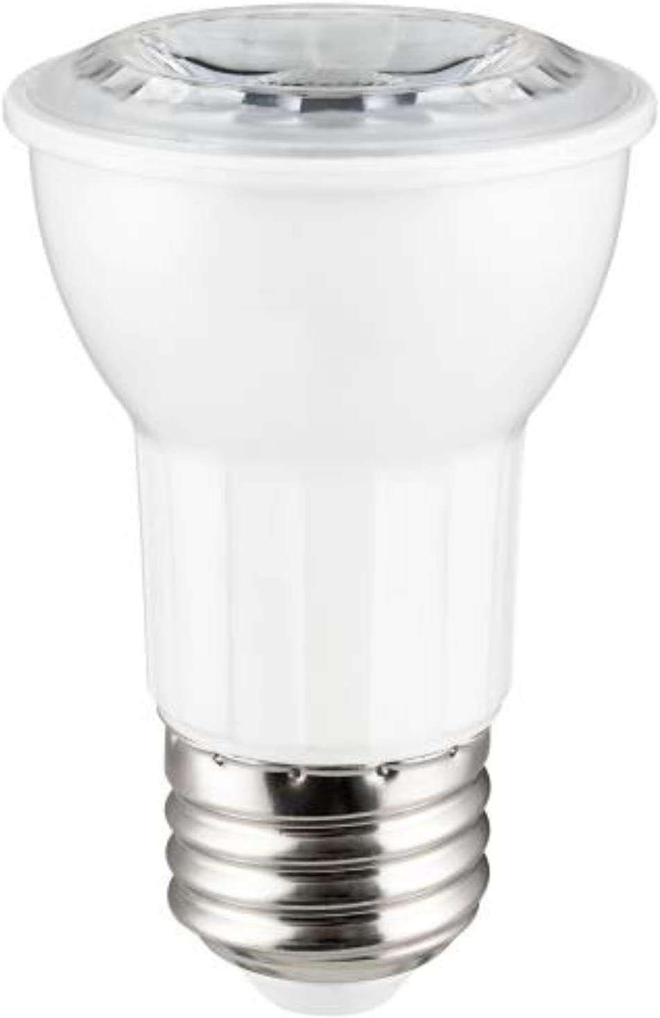Sunlite 80124-SU LED PAR16 Light 7 watts (75W Equivalent), 500 Lumens, Medium (E26) base, Dimmable, ETL Listed, 1 Pack, 27K - Warm White