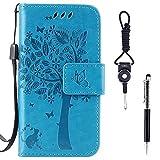 Best Cases  4  5cs - iPhone 5c Case, SsHhUu Premium PU Leather Folio Review