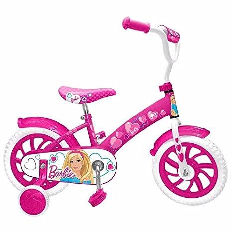 Barbie V124350 - Patinete infantil con neumáticos de caucho ...