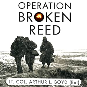 Operation Broken Reed Audiobook