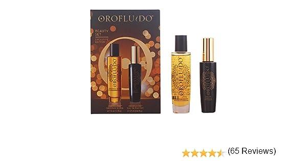 Revlon Orofluido Exclusive - Cuidado capilar, 2 piezas, 200 gr: Amazon.es: Belleza