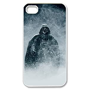 HOPPYS Customized Print Star Wars Pattern Back Case for iPhone 4/4S