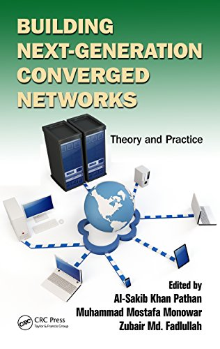 Download Building Next-Generation Converged Networks: Theory and Practice Pdf