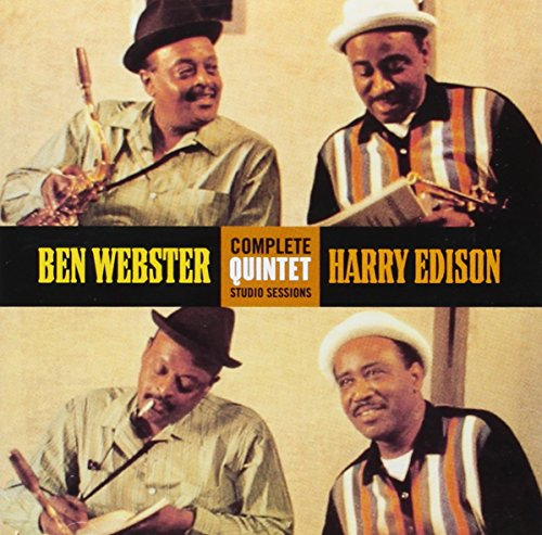 Ben Webster - Complete Quintet Studio Sessions (Bonus Tracks, Remastered)